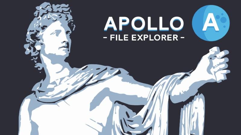 apollo file explorer