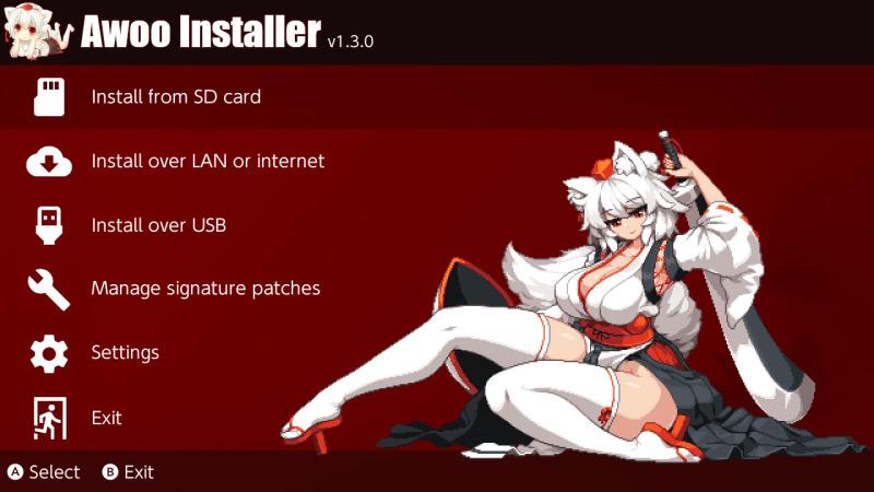 awoo-installer